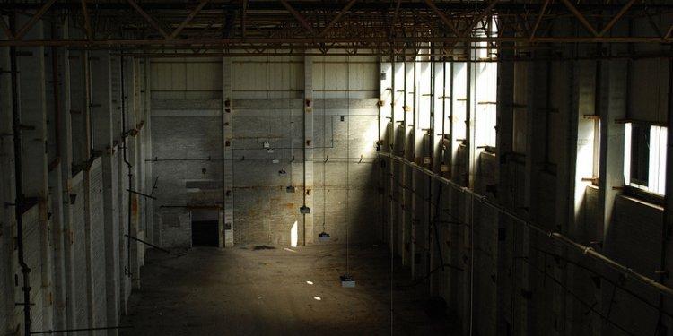 Abandoned factory Saehan Media