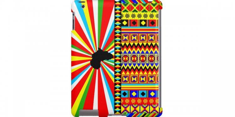 African Print Cloth