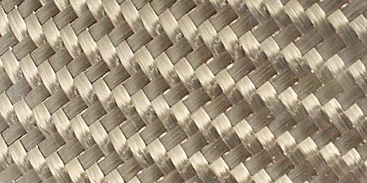 Basalt Twill Weave Fabric