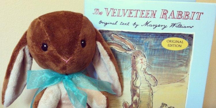 Bybido: A Velveteen Bunny