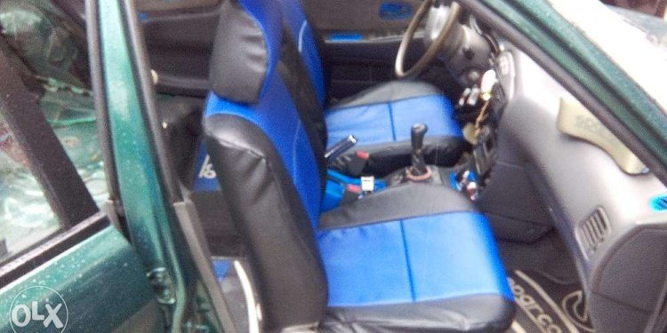 Car seat covers - made to