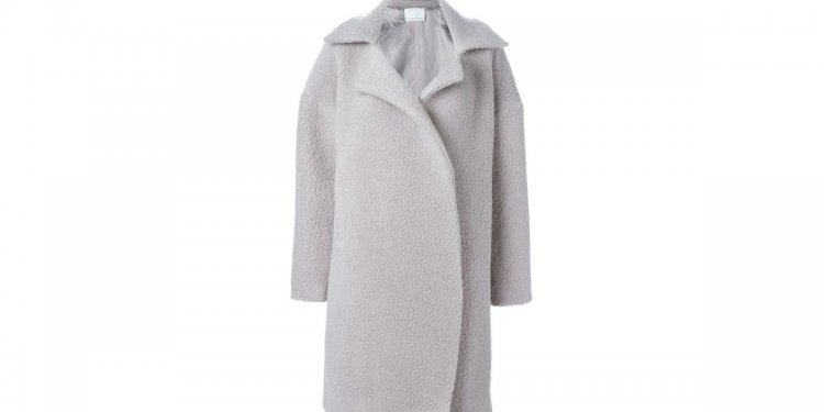 Charlie may Woven Fleece Coat