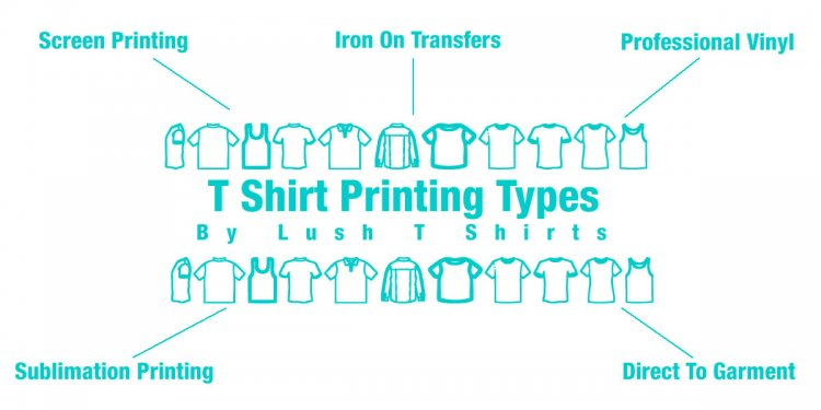 Different Types Of T Shirt