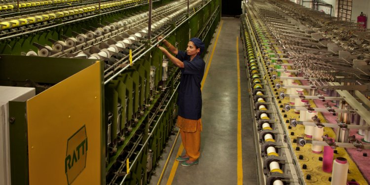 COmmittment Silk Industry