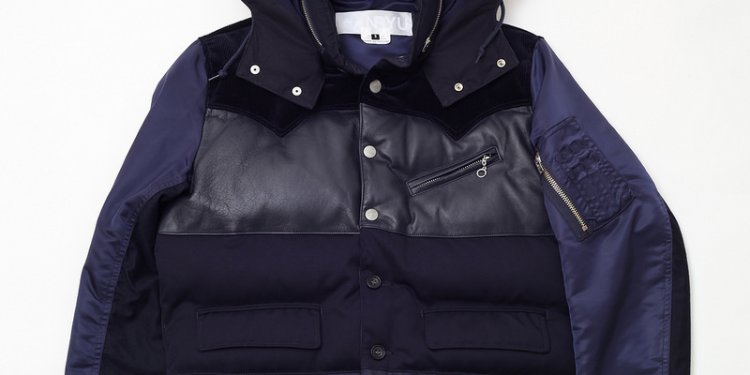 GANRYU / down jacket