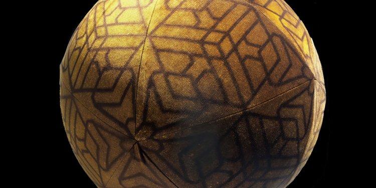 GeoMantra Ball Cover