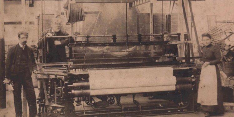 History. MYB Textiles Photo