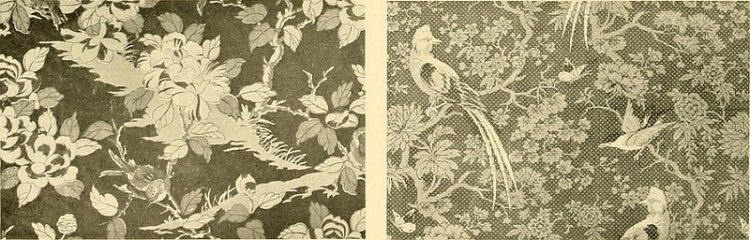 Image from page 385 of Decorative textiles; an illustrated book on coverings for furniture, walls and...