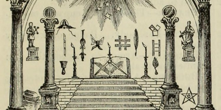 Image from page 966 of An encyclopaedia of freemasonry and its kindred sciences : comprising the whole...