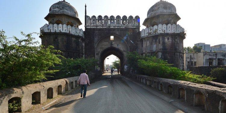 India - Maharashtra - Aurangabad - Makai Gate - 2
