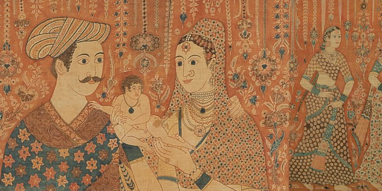 Indian Textiles: Trade and