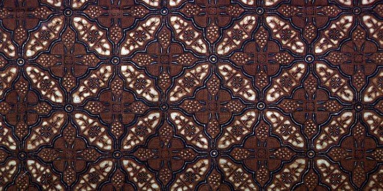 Indonesia - Java - Yogyakarta - Kraton - Museum - Batik