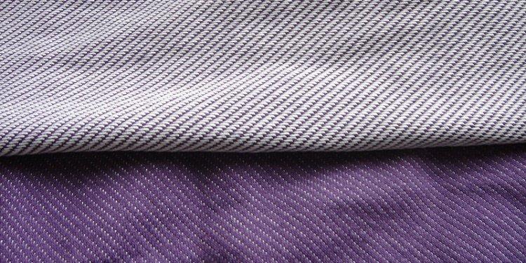 Knitted denim fabric (3