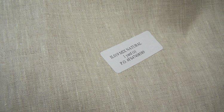 Linen - IL019 Mix Natural