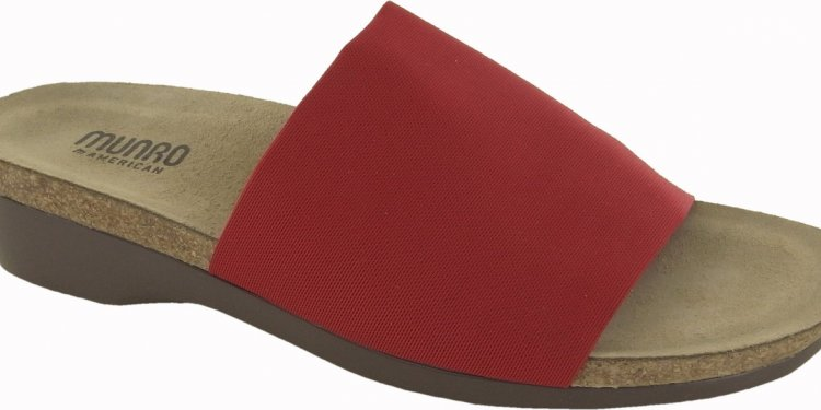 Red Stretch Fabric