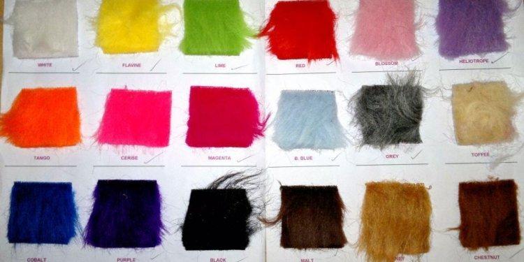 Luxury Long Hair Faux Fur