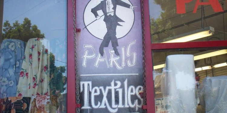 Paris Textiles Los Angeles, CA