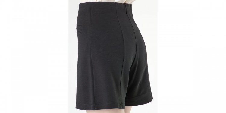 Shorts In Stretch Viscose