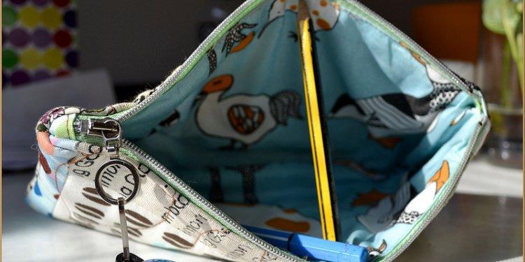 Pencil case for Irena