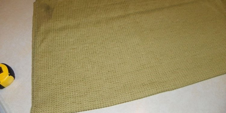 Sage Green Slub Nylon