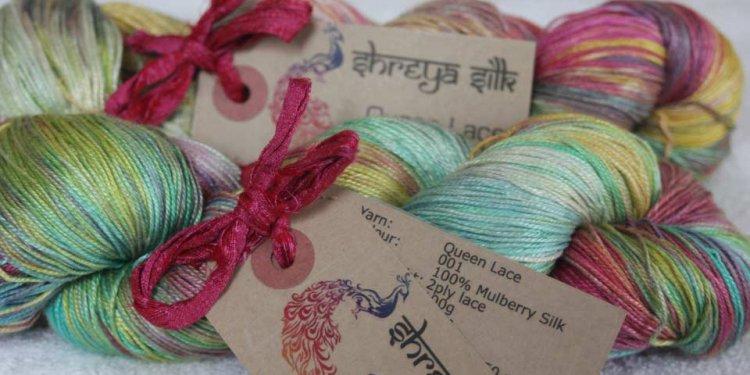 Popular Silk Knitting
