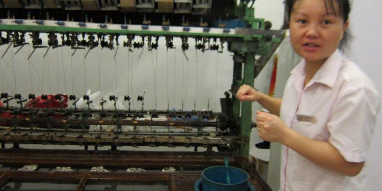 Silkworm Process