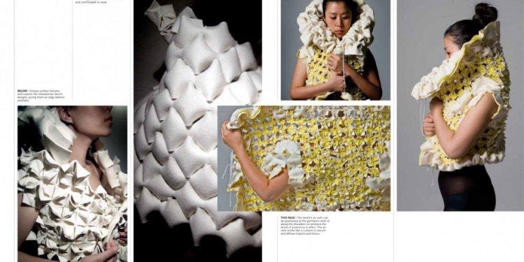 Textiles, Textile design and