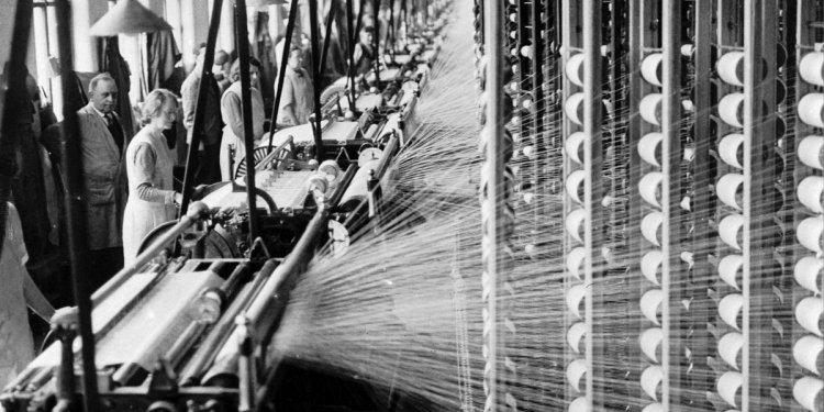 The Way We Were: When cotton