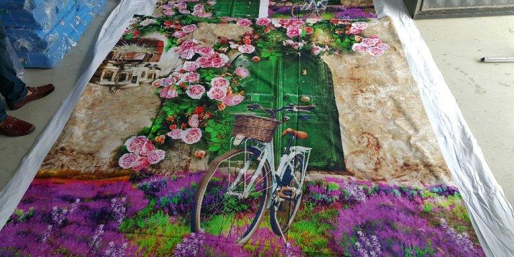 Textile Printing Design