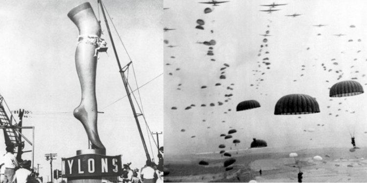 1940 s introduction of Nylon