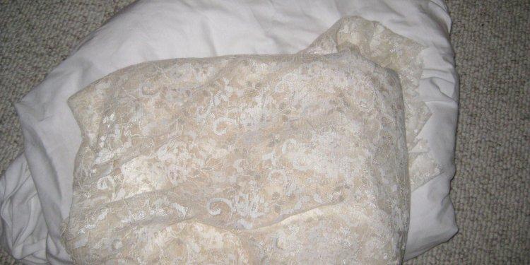 White fabrics