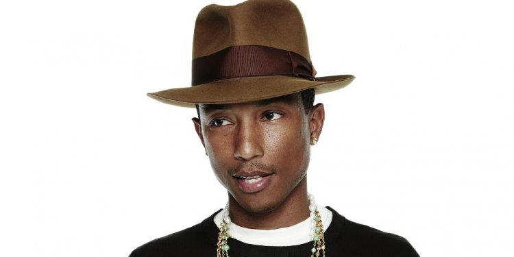 Pharrell Williams is doing his