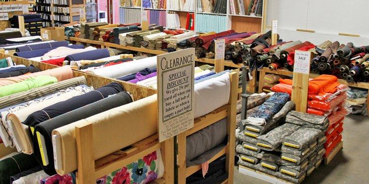 Zinck s Fabric Stores