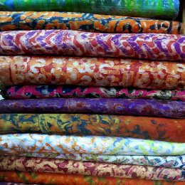 African Fabrics by the metre photo