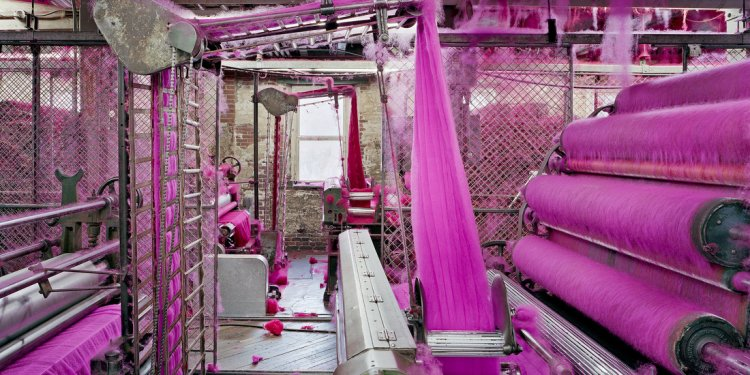 Textile industry in the US