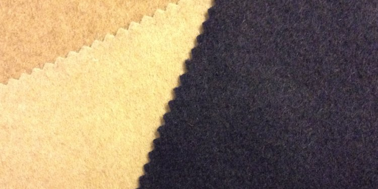 What is camel hair fabric called?