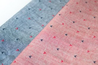 DIY Fashion | Dobby Chambray Fabric
