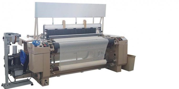 Textile industry machines