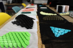 Fabricate 3D printed textiles from 3D Systems