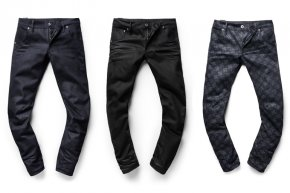 G-Star x Pharell Williams Raw for the Ocean denim