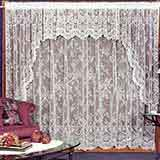 Heritage Lace Curtain