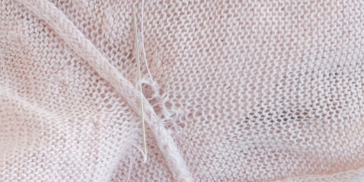 What is Knitted fabric?
