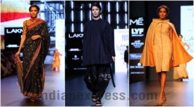 Lakmé Fashion Week 2016: Beautiful textile designs ruled the runway on Day 2
