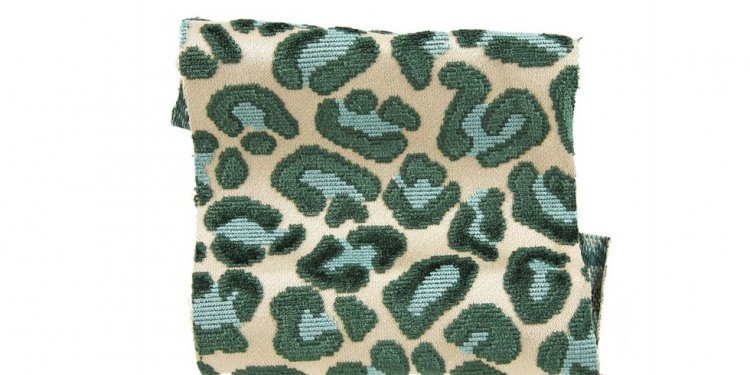 Animal Print Fabric for Upholstery
