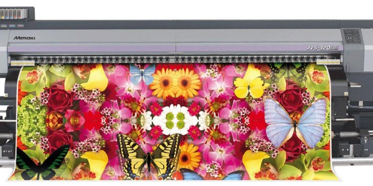 Methods of Textile printing