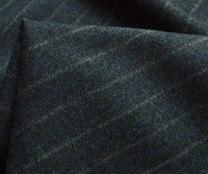 Photography of Yorkshire Wool - Chalk Stripe