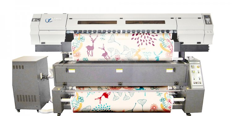 Digital printing on fabric machines prices