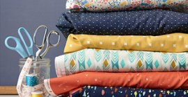 sewing fabric by the yard