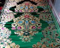 Brocade Fabrics for Sale