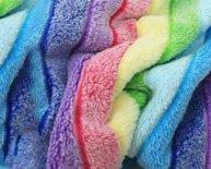 Cotton Fleece Fabric by the yard